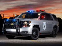 2015 Chevrolet Tahoe Police Concept, 1 of 3