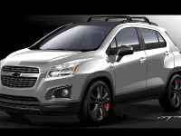 2015 Chevrolet Trax Red Line Series Concept, 1 of 2