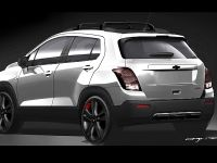 2015 Chevrolet Trax Red Line Series Concept, 2 of 2