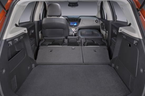 Chevrolet Trax US