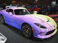 2015 Chicago Auto Show Dodge Viper GTC, 2 of 6