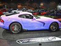 2015 Chicago Auto Show Dodge Viper GTC, 4 of 6
