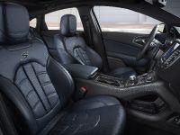 2015 Chrysler 200 Ambassador Blue Leather interior, 1 of 5