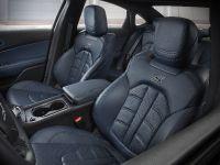 2015 Chrysler 200 Ambassador Blue Leather interior, 2 of 5