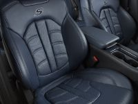 thumbnail image of 2015 Chrysler 200 Ambassador Blue Leather interior