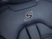 2015 Chrysler 200 Ambassador Blue Leather interior, 5 of 5
