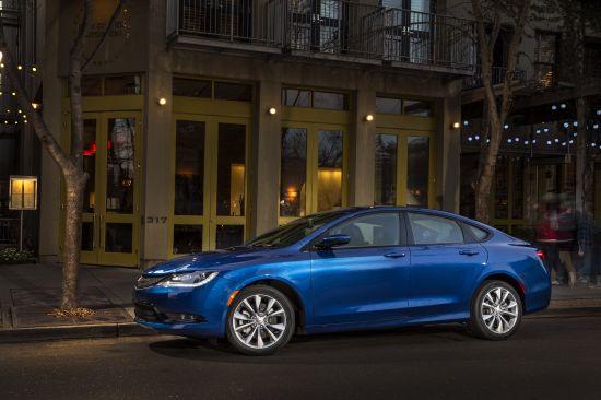 Chrysler 200 new