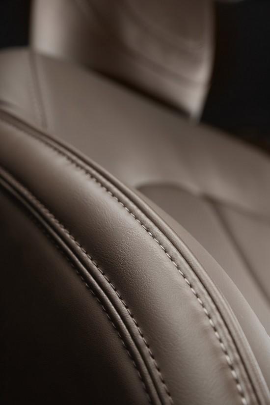 Chrysler 200C Mocha Leather interior