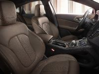 2015 Chrysler 200C Mocha Leather interior, 1 of 4