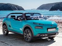 2015 Citroen Cactus M Concept, 1 of 8