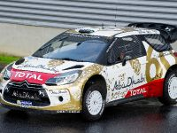 2015 Citroen DS3 WRC , 1 of 5
