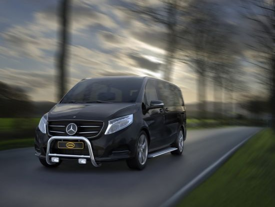 Cobra Technology & Lifestyle Mercedes V-Class and Mercedes Vito