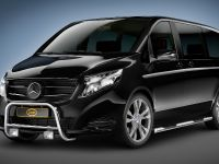 2015 Cobra Technology & Lifestyle Mercedes V-Class and Mercedes Vito, 4 of 6