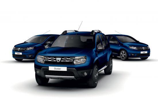 Dacia Laureate Prime Special Editions