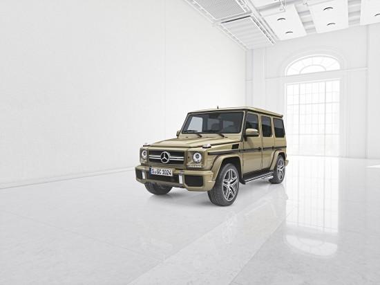 designo manufaktur Mercedes-Benz G-Class