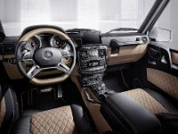 2015 designo manufaktur Mercedes-Benz G-Class, 12 of 17