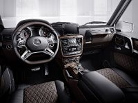 2015 designo manufaktur Mercedes-Benz G-Class, 14 of 17