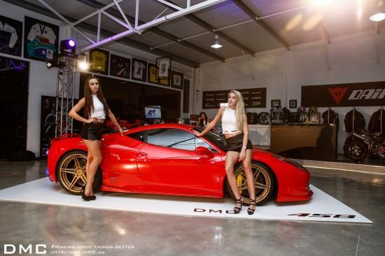DMC Ferrari 458 Italia Elegante South Africa Edition