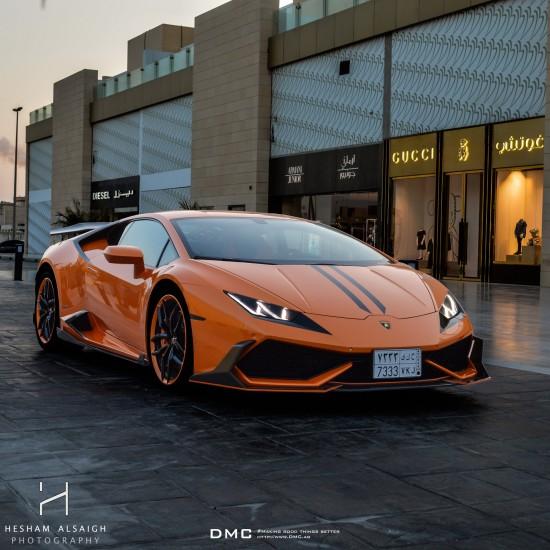DMC Lamborghini Huracan LP610 Cairo Edition