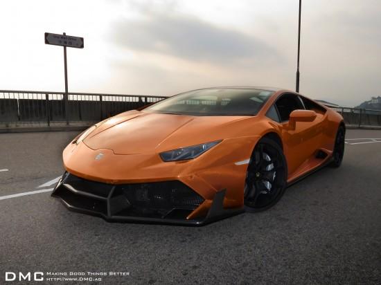 DMC Lamborghini Huracan LP610