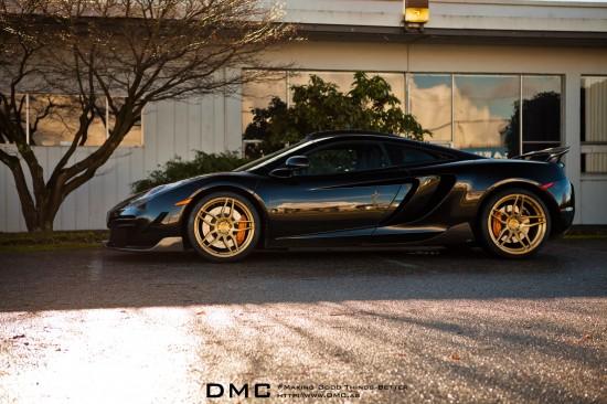 DMC McLaren MP4 12C Velocita SE GT