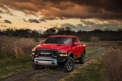Dodge RAM-1500 Rebel with toyo open country pack