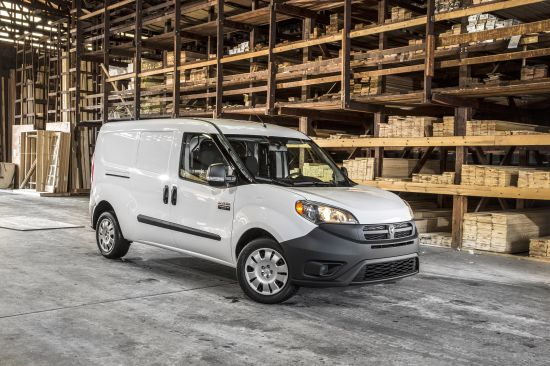 Dodge Ram ProMaster City