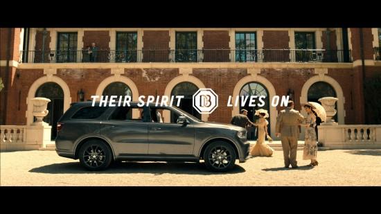 Dodge Spirit Lives On Campaign