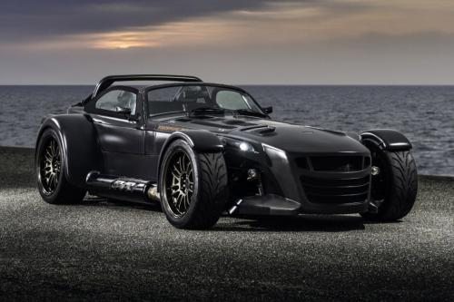 Donkervoort D8 GTO полностью из углерода