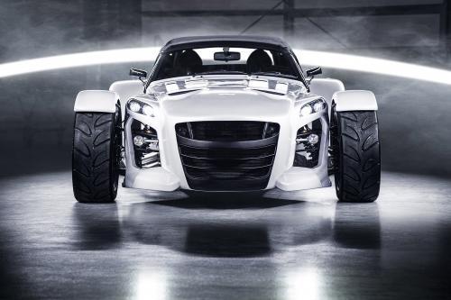 Donkervoort D8 в GTO Bilster - уникальный дизайном
