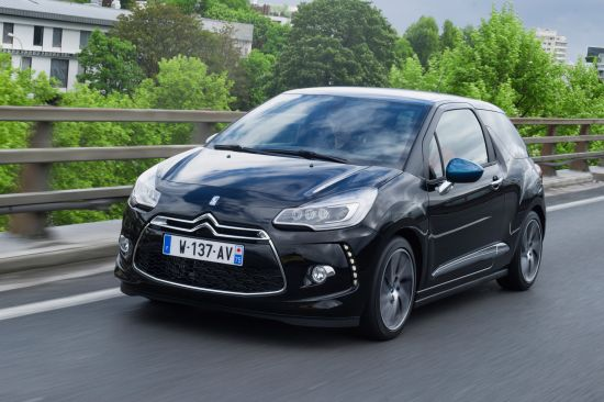 Citroen DS 3 EAT6 Transmission