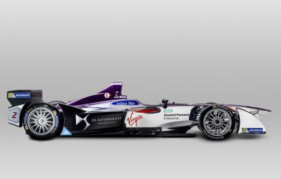 DS Season Two Livery