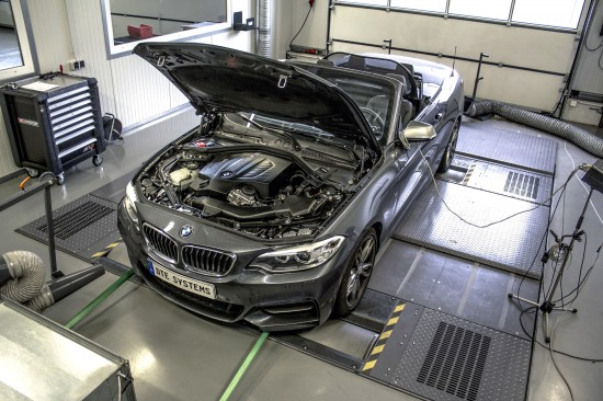 DTE-Systems BMW M235i