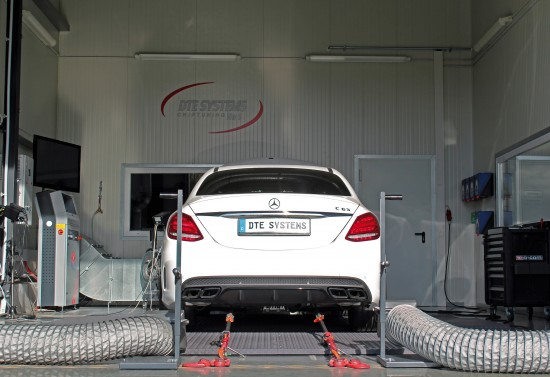 DTE-Systems Mercedes-Benz C63 AMG