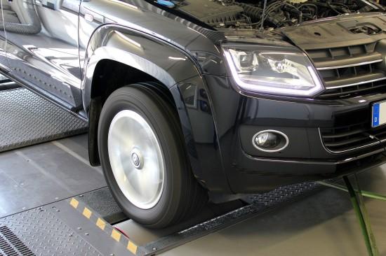 DTE-Systems Volkswagen Amarok PDI10