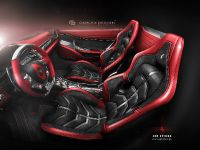2015 Ferrari 458 Spider Concept by Carlex Design , 3 of 5