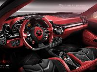 2015 Ferrari 458 Spider Concept by Carlex Design , 5 of 5