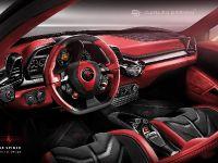 2015 Ferrari 458 Spider Concept by Carlex Design , 5 of 5