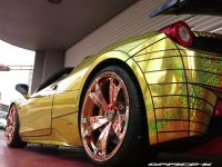 2015 Ferrari 458 Spider Golden Shark, 11 of 17
