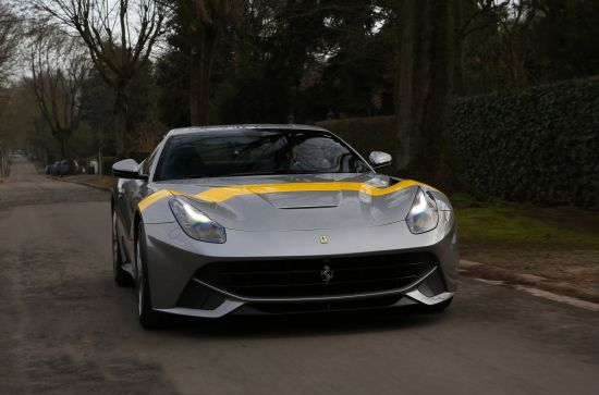 Ferrari F12 Berlinetta Tour de France 64 special edition