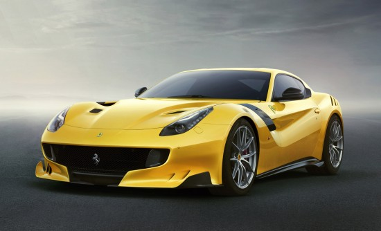 Ferrari F12tdf Limited Edition