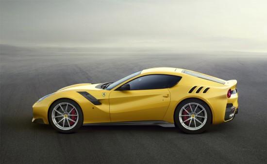 Ferrari F12tdf Limited Edition