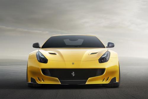 Феррари F12tdf поставляется с стиль, элегантность и мощность