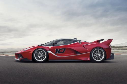 Мировой дебют Ferrari FXX