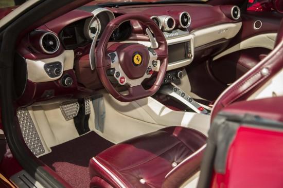 Ferrari Tailor Made California T