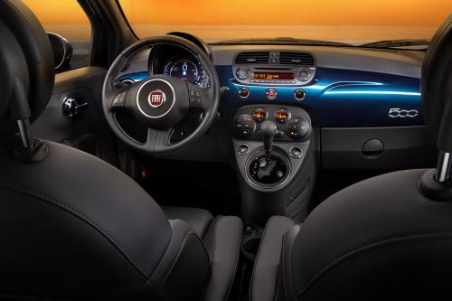 Fiat Показал Интерьер Предстоящих В 2015 Году Фиат 500