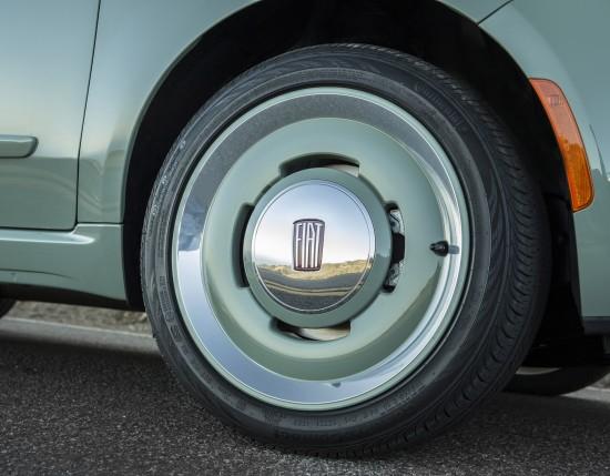Fiat 500c 1957 Edition