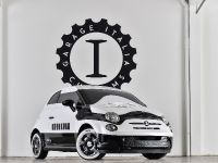 2015 Fiat 500e stormtrooper, 1 of 4