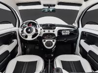 2015 Fiat 500e stormtrooper, 3 of 4