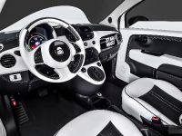 2015 Fiat 500e stormtrooper, 4 of 4